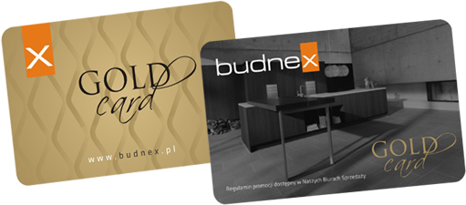 Budnex Gold Card